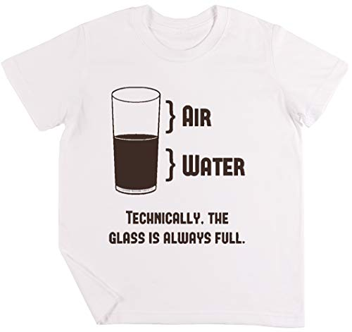 Technically The Glass Is...