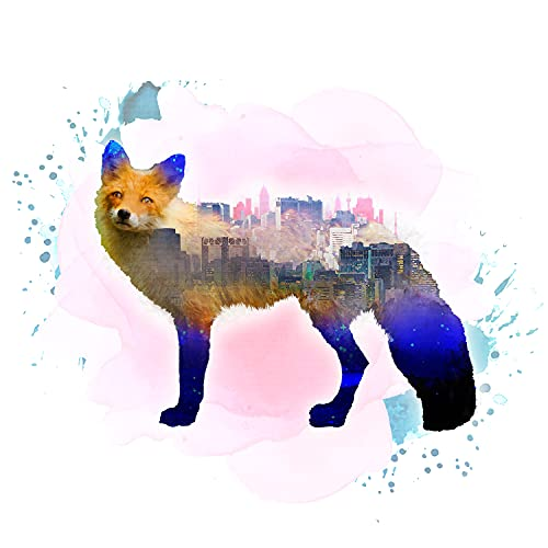 The letter from urban fox