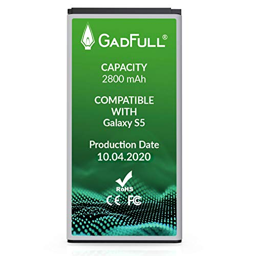 GadFull Batería de...