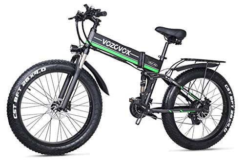 VOZCVOX Bicicleta...