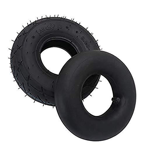 3.00-4 neumático y tubo...