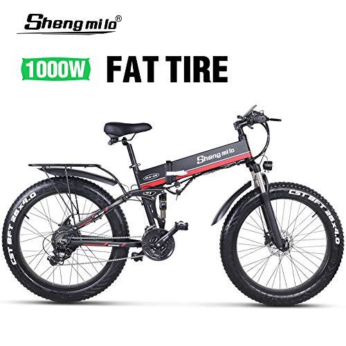 Shengmilo Bicicleta...