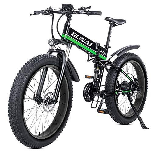 GUNAI Bicicleta...