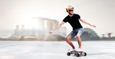Skateboards eléctricos 26