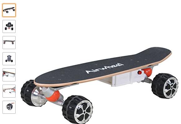 Review: Skateboard eléctrico Airwheel M3 3