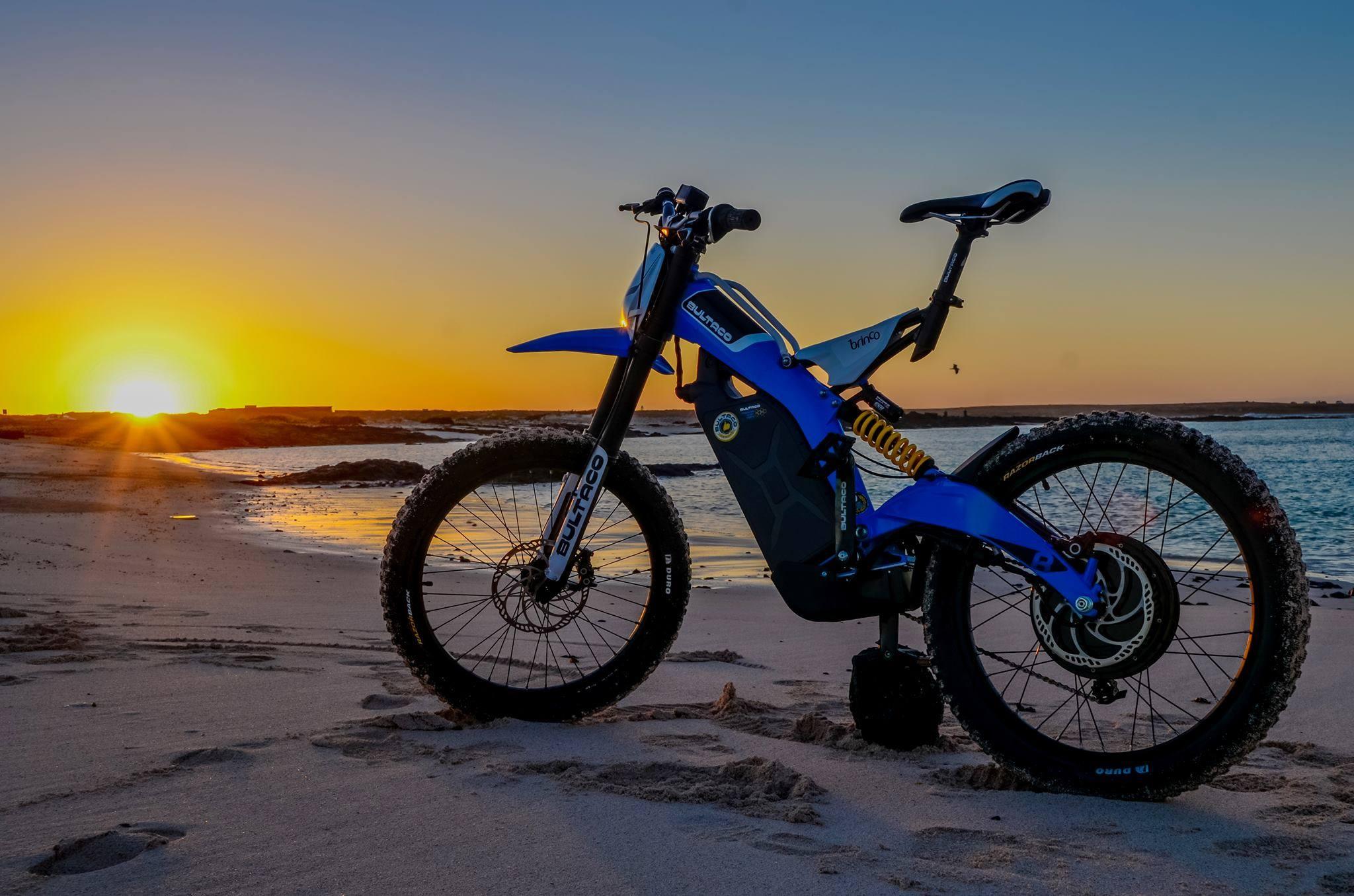 La Bicicleta Eléctrica Mas Cara - Bultaco Brinco R 2017