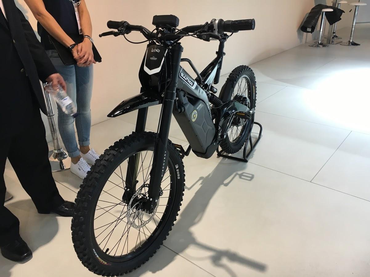 Esta es la mejor bicicleta eléctrica – Bultaco Brinco R 6