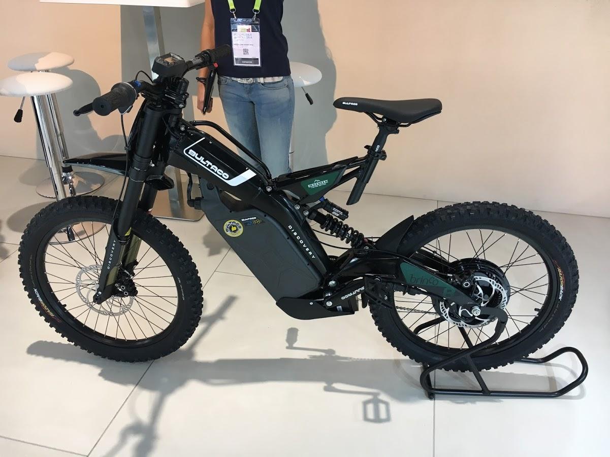 Esta es la mejor bicicleta eléctrica – Bultaco Brinco R 4
