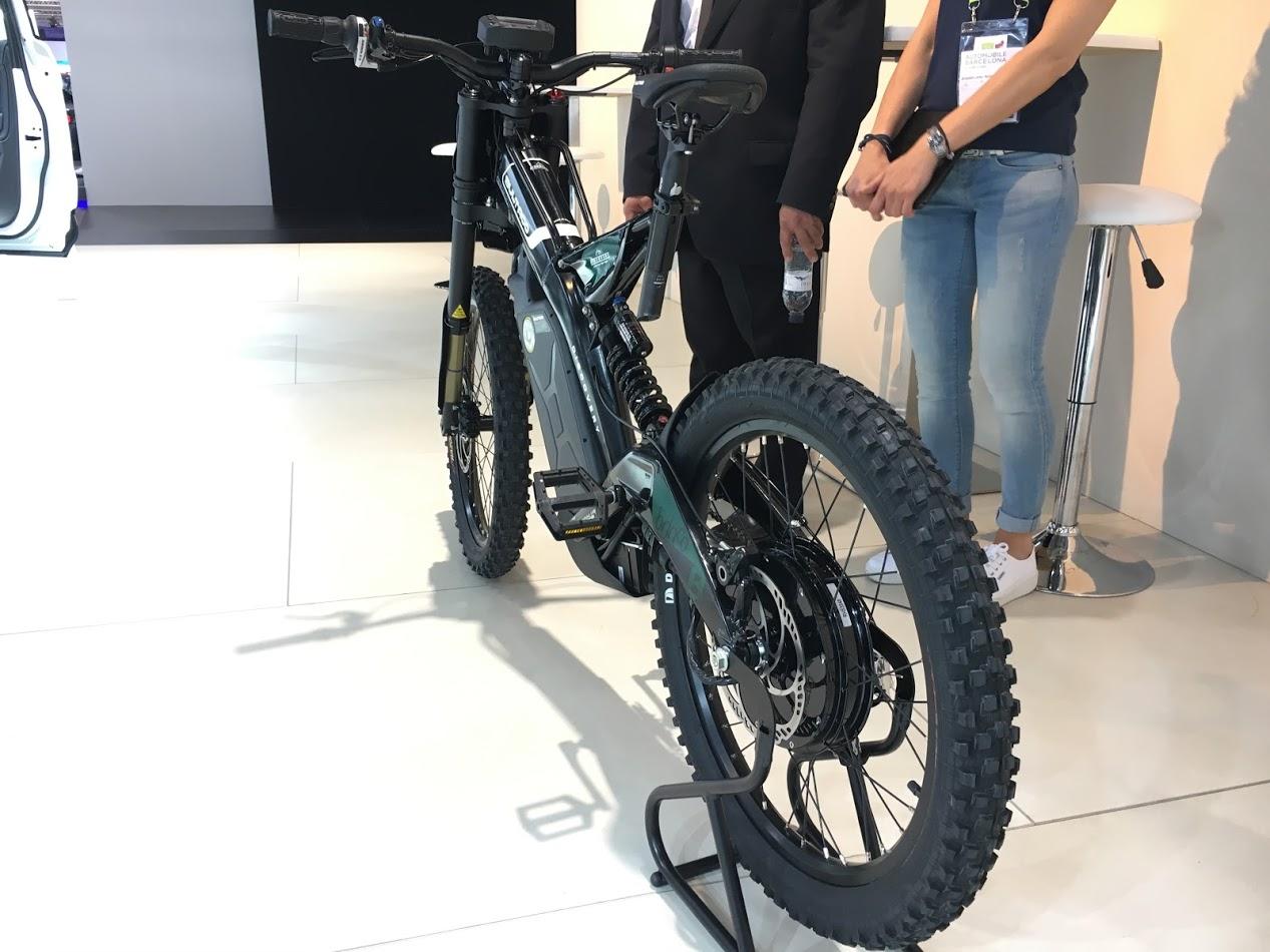 Esta es la mejor bicicleta eléctrica – Bultaco Brinco R 3