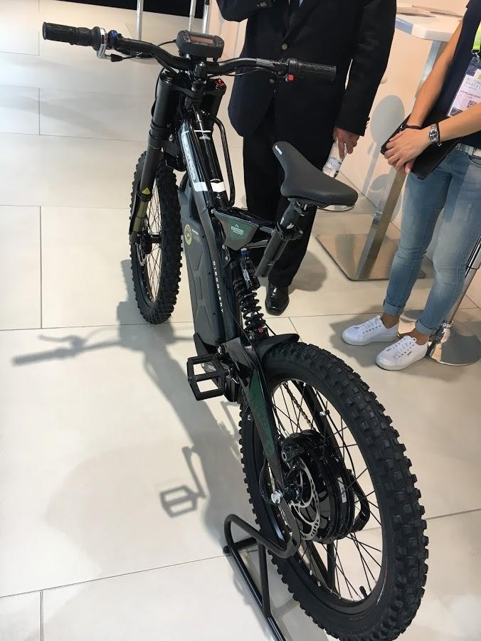 Esta es la mejor bicicleta eléctrica – Bultaco Brinco R 2