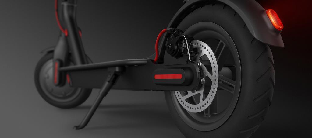 Xiaomi Mijia, el mejor patinete eléctrico con 30km de autonomía