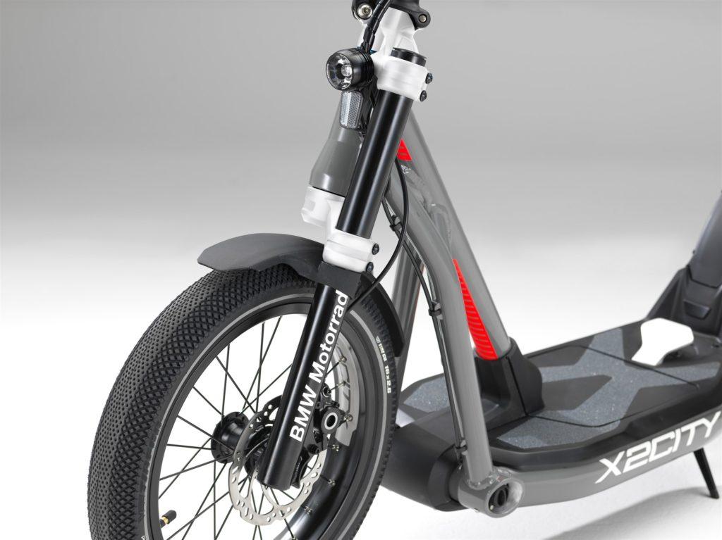 BMW Motorrad X2City frenos