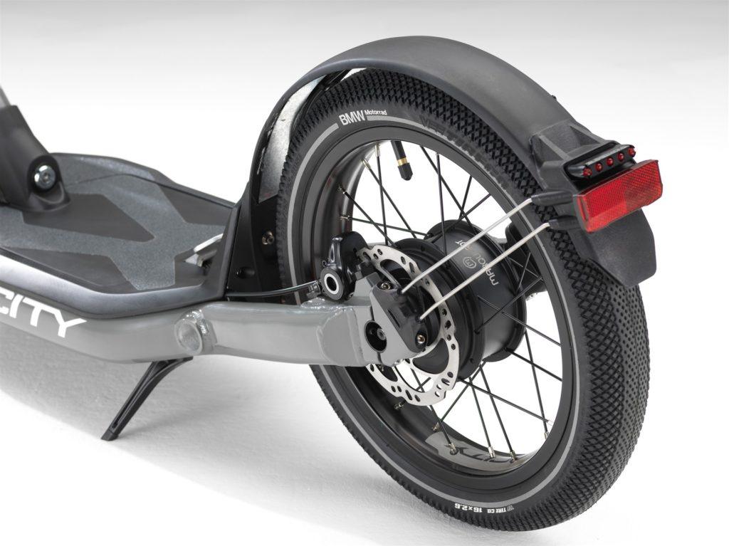 BMW Motorrad X2City rueda trasera