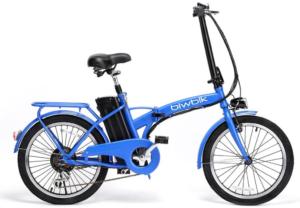Bicicletas eléctricas Biwbik 12