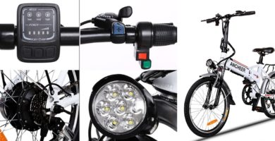 Bicicletas Eléctricas 16