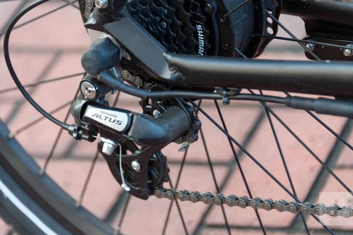 Review de la Espin Sport e-bike 3