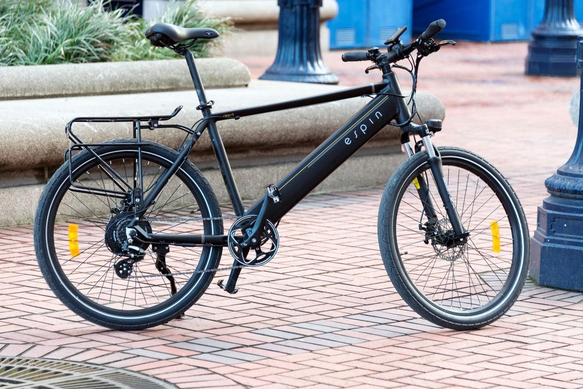 Review de la Espin Sport e-bike 2