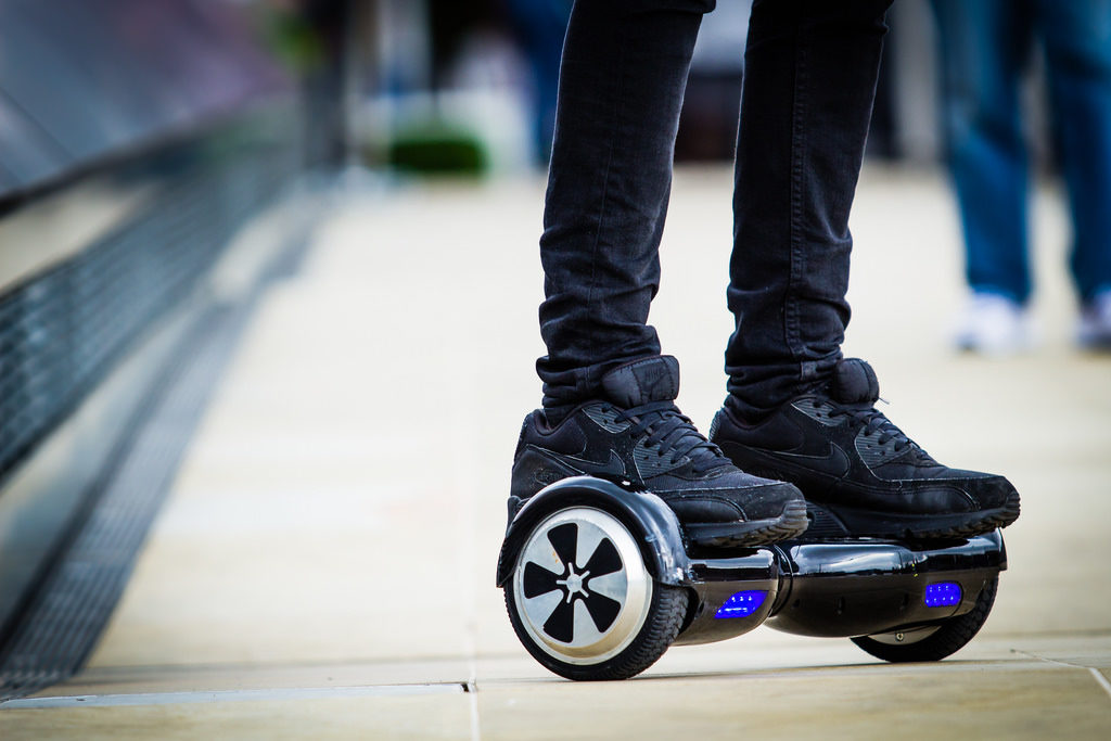 Hoverboard 8