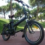 Bicicleta eléctrica Plegable 15