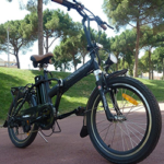 Bicicleta eléctrica Plegable 1