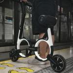 Bicicleta eléctrica Plegable 0