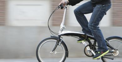Bicicleta eléctrica Plegable de Montaña 20