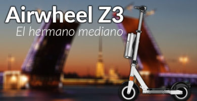 airwheel z3 el hermano mediano