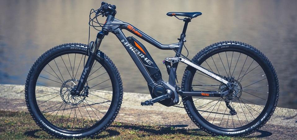 Bicicleta Haibike FullNine