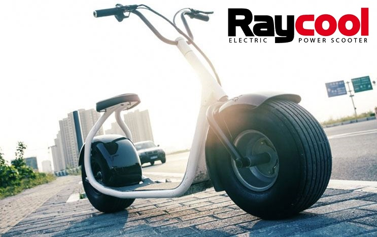 patinete electrico raycool