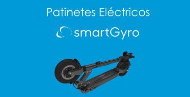 patinetes electricos smartgyro