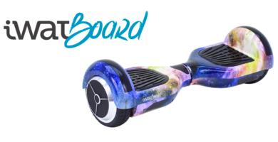 patinete iwatboard i6