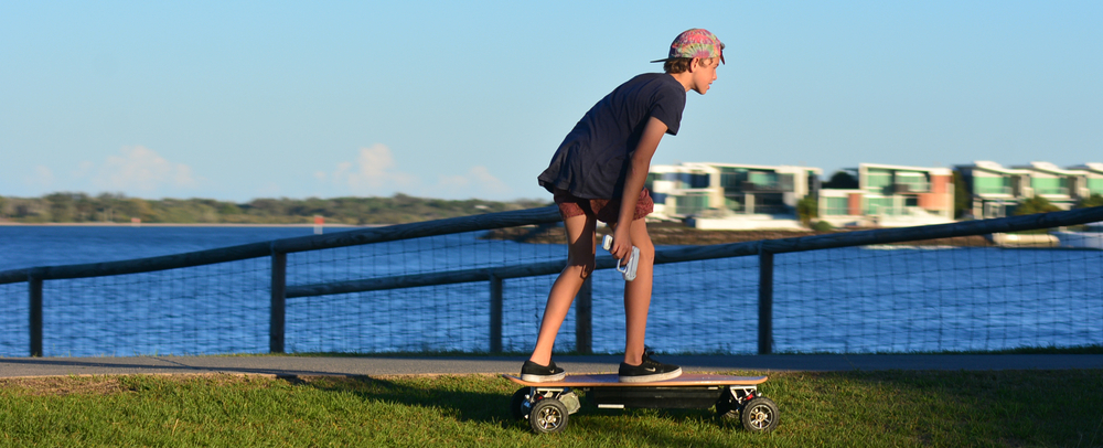 Skateboards eléctricos 10